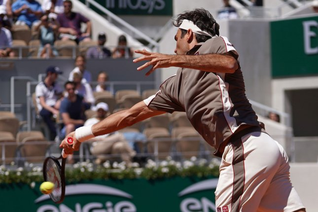 Roger Federer won the French Open in 2009. Photo by David Silpa/UPI