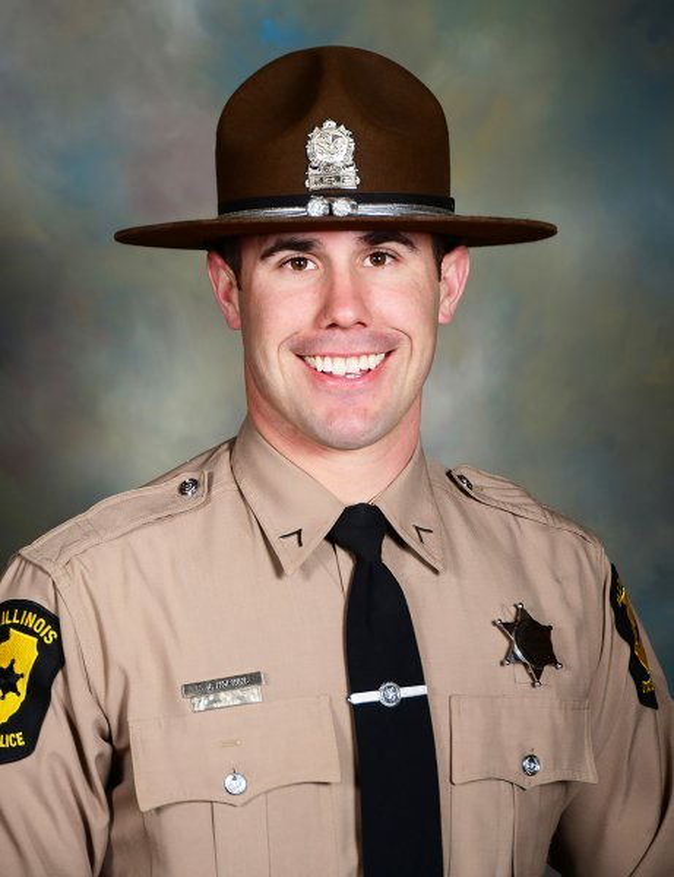 Man accused of killing Illinois state trooper arraigned ...