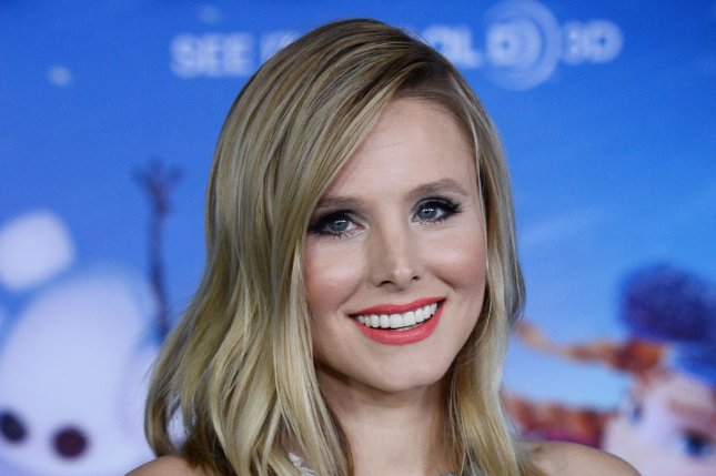 Kristen Bell at the Los Angeles premiere of 'Frozen' in November 2013. File photo by Jim Ruymen/UPI