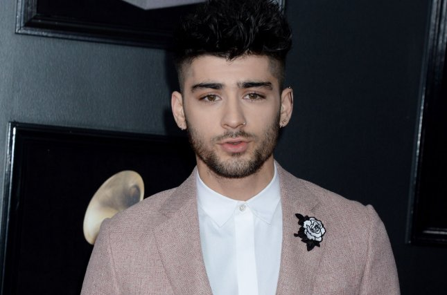 Zayn Malik has released a new song featuring Nicki Minaj titled No Candle No Light File Photo by Dennis Van Tine/UPI