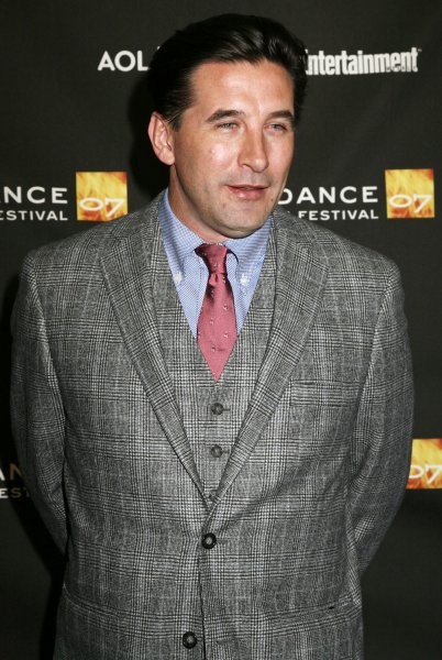 Actor William Baldwin arrives for a screening of his film Adrift in Manhattan at the Racquet Club during the Sundance Film Festival in Park City, Utah on January 21, 2007. (UPI Photo/David Silpa)