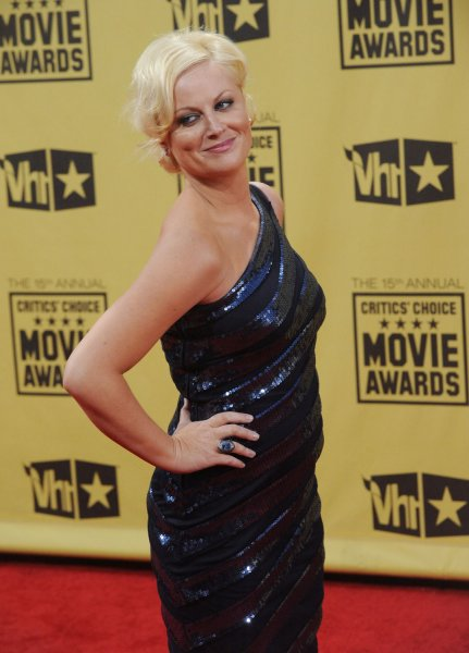 Amy Poehler attends the 15th annual Critics' Choice Movie Awards held at the Hollywood Palladium in Los Angeles on January 15, 2010. UPI/Jim Ruymen
