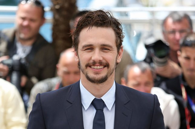James Franco arrives at a photo call for the film As I Lay Dying during the 66th annual Cannes International Film Festival in Cannes, France on May 20, 2013. UPI/David Silpa