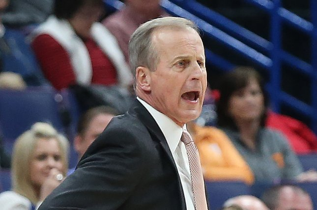 Tennessee head basketball coach Rick Barnes rejected an offer from UCLA and will return to the Vols. UCLA reportedly offered Barnes $5 million per year. File Photo by Bill Greenblatt/UPI