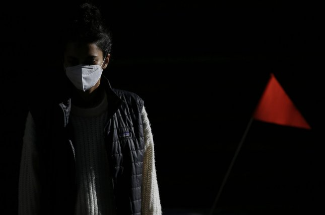 Levels of loneliness, depression, anxiety and substance use have all risen among U.S. young adults during the COVID-19 pandemic, a new survey shows. File Photo by John Angelillo/UPI