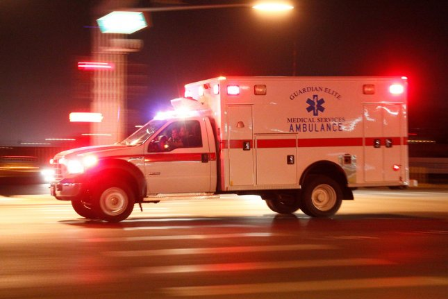 When EMS workers focused on preventing low oxygen, low blood pressure and hyperventilation, survival rates improved for severe traumatic brain injury patients. File Photo by James Atoa/UPI