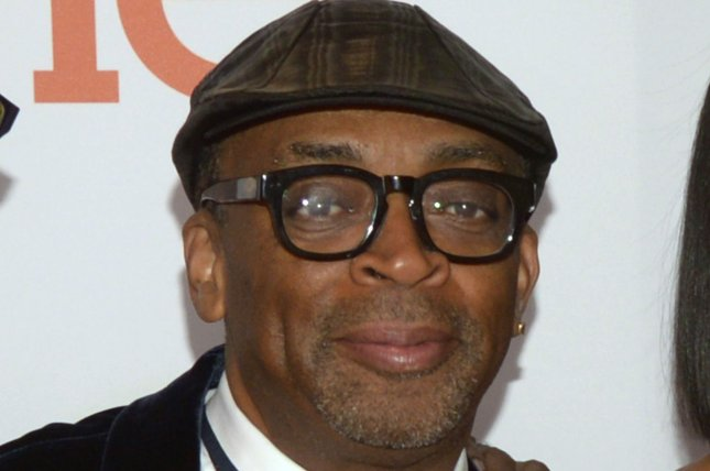Director Spike Lee arrives for the 46th NAACP Image Awards at the Pasadena Civic Auditorium on Feb. 6, 2015. Photo by Phil McCarten/UPI