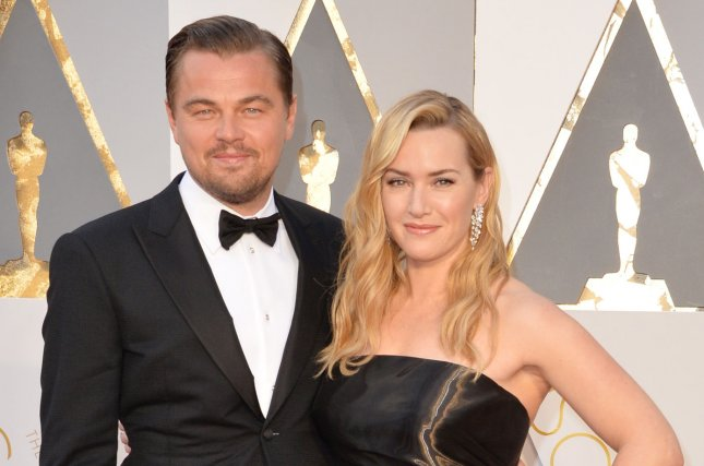 Kate Winslet says she quotes Titanic with Leonardo DiCaprio