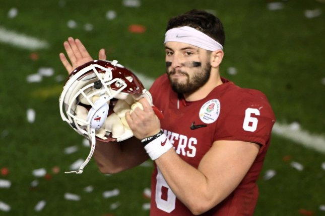 895b4dce9d4 Chad Pennington to Baker Mayfield: 'Remember who you are' - UPI.com