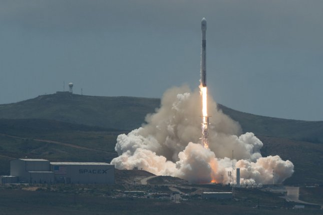 Commercial satellites deployed by SpaceX rocket