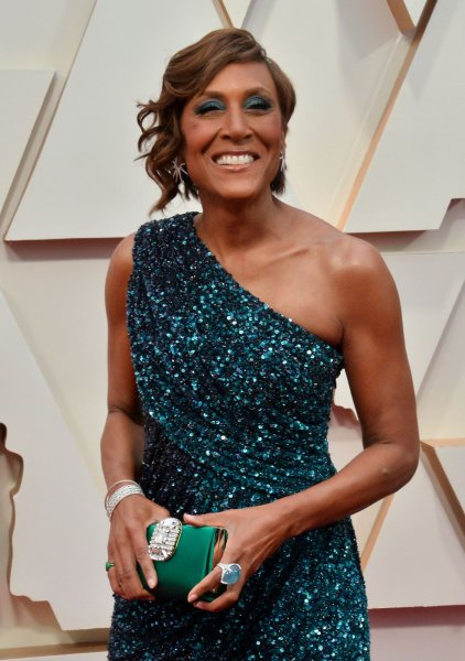 Robin Roberts arrives for the 92nd annual Academy Awards at the Dolby Theatre in the Hollywood section of Los Angeles on February 9. She turns 60 on November 23. File Photo by Jim Ruymen/UPI