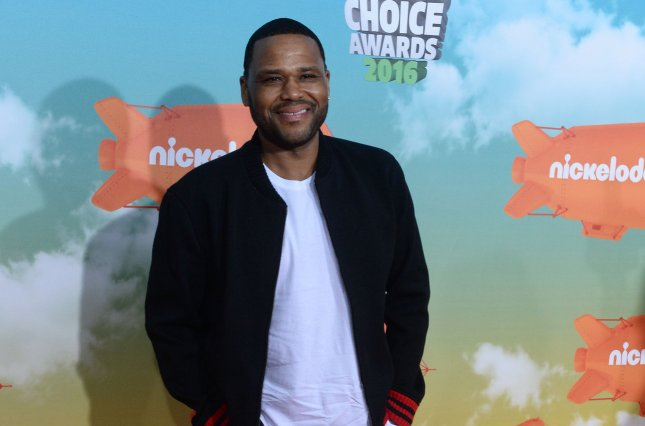 Actor Anthony Anderson attends Nickelodeon's Kids' Choice Awards at The Forum in Inglewood, California on March 12, 2016. File Photo by Jim Ruymen/UPI