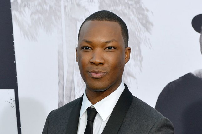 24: Legacy star Corey Hawkins attends the premiere of the N.W.A. motion picture biopic Straight Outta Compton on August 10, 2015. Fox has released the first trailer for 24: Legacy that also stars Miranda Otto and Jimmy Smits. File Photo by Christine Chew/UPI