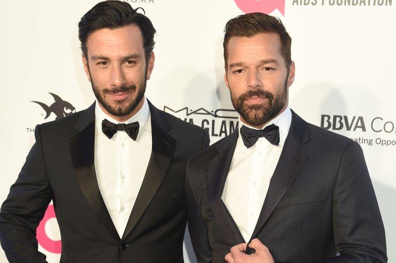 Gay Ricky Martin s manželom
