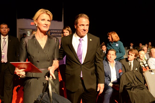 New York Gov. Andrew Cuomo and celebrity chef Sandra Lee announced Wednesday that they have ended their relationship after 14 years. File Photo by Pat Benic/UPI
