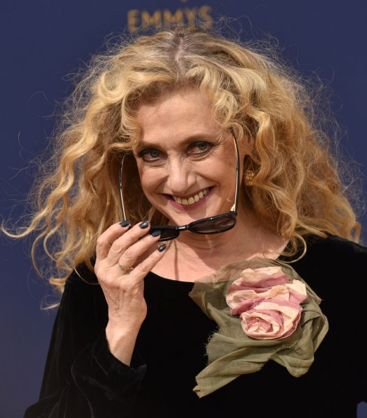 Carol Kane attends the 70th annual Primetime Emmy Awards at the Microsoft Theater in downtown Los Angeles on September 17, 2018. The actor turns 69 on June 18. File Photo by Christine Chew/UPI