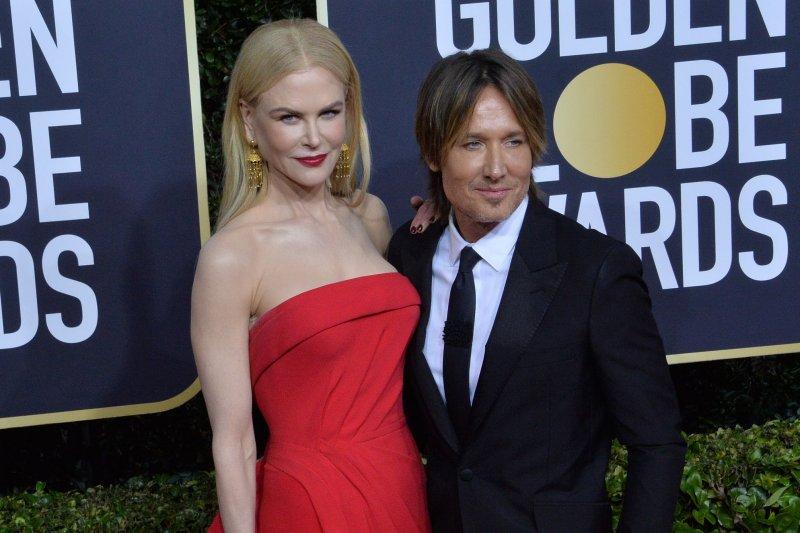 Nicole Kidman recalls how Keith Urban first swept her off her feet