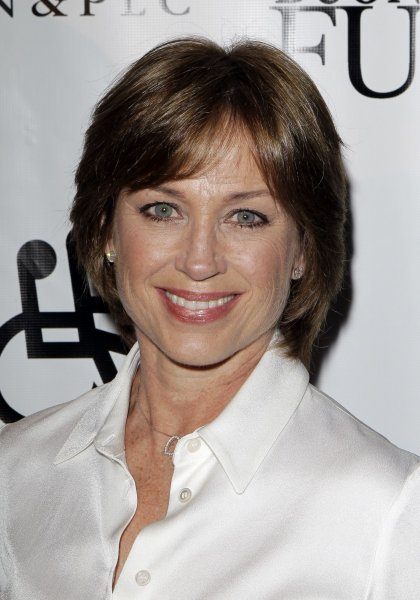 Olympic figure skater Dorothy Hamill arrives at the 25th Great Sports Legends Dinner to benefit the Buoniconti Fund to Cure Paralysis at the Waldorf Astoria in New York City on September 27, 2010. UPI/John Angelillo