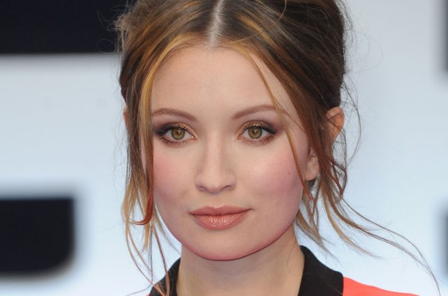 Australian actress Emily Browning is to co-star in the Starz drama American Gods. She's seen here at the world premiere of Legend in London on September 3, 2015. File photo by Paul Treadway/UPI