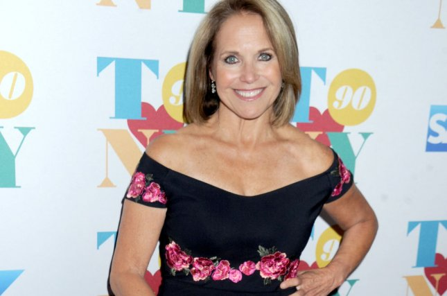 Katie Couric at The Rainbow Room on August 3, 2016 in New York City. File Photo by Dennis Van Tine/UPI