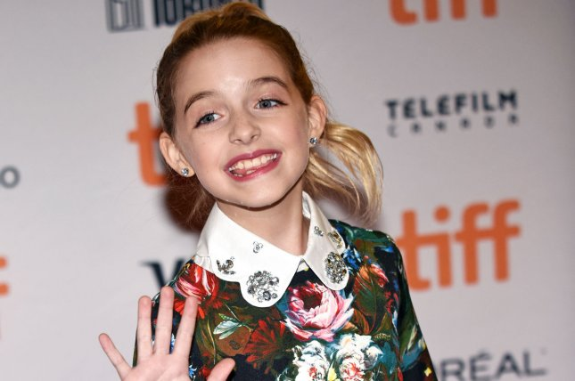McKenna Grace is to star in the next chapter of The Conjuring cinematic universe. File Photo by Christine Chew/UPI
