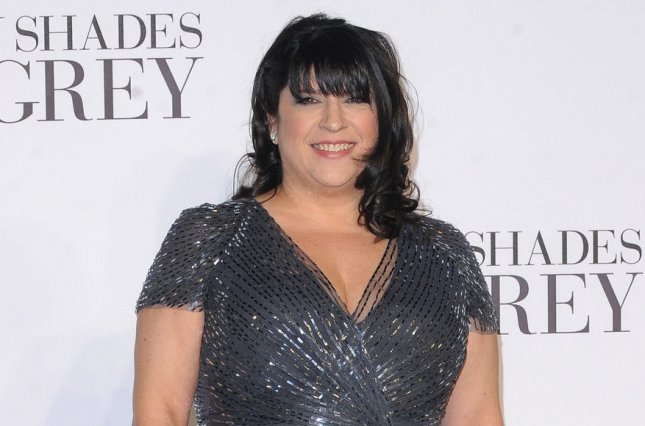 E L James will publish the new erotic novel The Mister. File Photo by Paul Treadway/UPI