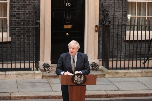 British Prime Minister Boris Johnson moved closer Thursday to his plan to get Brexit done as the House of Commons voted to pass a Withdrawal Agreement Bill. File Photo by Hugo Philpott/UPI