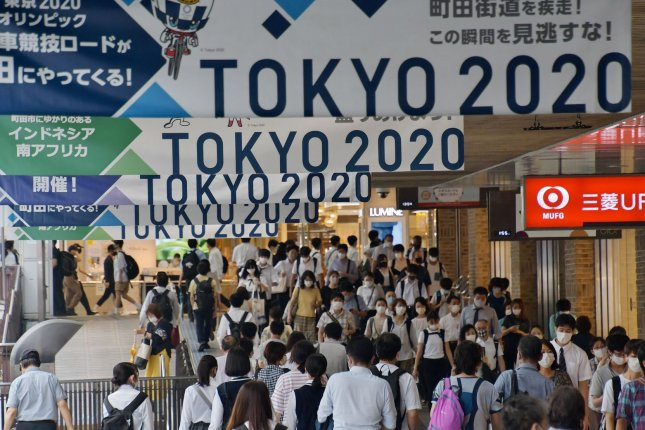 Japan has reported a surge in novel coronavirus cases nationwide since the conclusion of the Tokyo Olympics on Sunday. File Photo by Keizo Mori/UPI