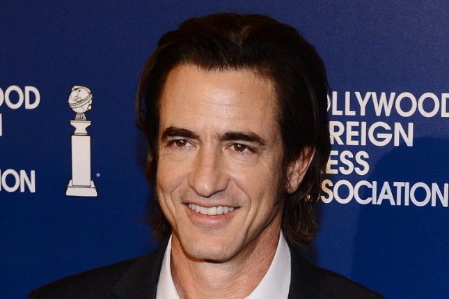 Actor Dermot Mulroney attends the Hollywood Foreign Press Association (HFPA) annual luncheon held at the Beverly Hilton Hotel in Beverly Hills, California on August 13, 2013. Hollywood's top stars will help the HFPA give away a record $1.6 million to worthy causes during the event. UPI/Jim Ruymen