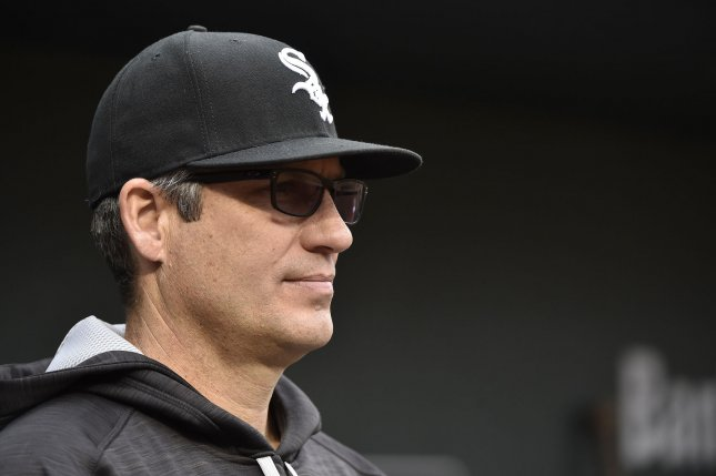 Chicago White Sox manager Robin Ventura. Photo by David Tulis/UPI