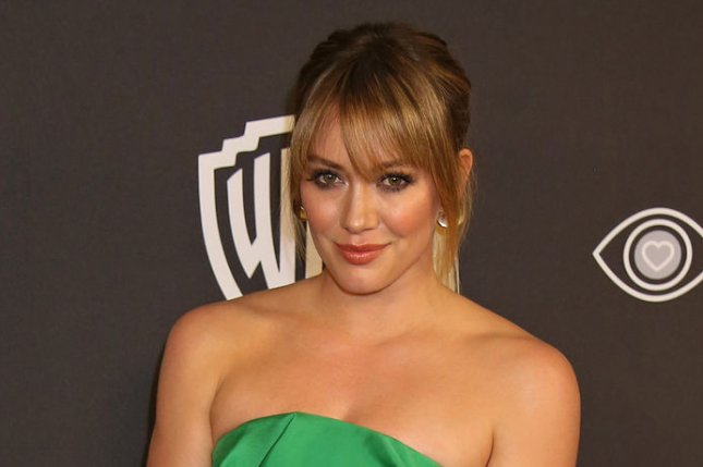 Hilary Duff portrays late actress Sharon Tate in upcoming film, The Haunting of Sharon Tate. File Photo by David Silpa/UPI