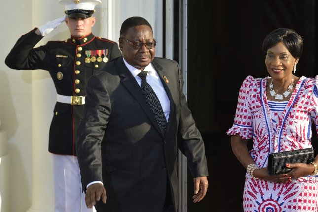 The High Court of Malawi has nullified Malawi President Peter Mutharika's election in May, but he will remain in office until new elections are held within 150 days. File Photo by Mike Theiler/UPI