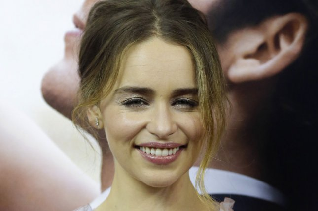 Emilia Clarke at the New York premiere of Me Before You on May 23. The actress would love to play the first female James Bond. File Photo by John Angelillo/UPI