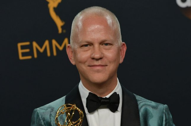 Producer Ryan Murphy appears backstage with his award for Outstanding Limited Series award for The People vs. OJ Simpson: American Crime Story during the 68th annual Primetime Emmy Awards on September 18. Murphy has teased an upcoming season of American Horror Story by sharing concept art on Instagram. File Photo by Christine Chew/UPI