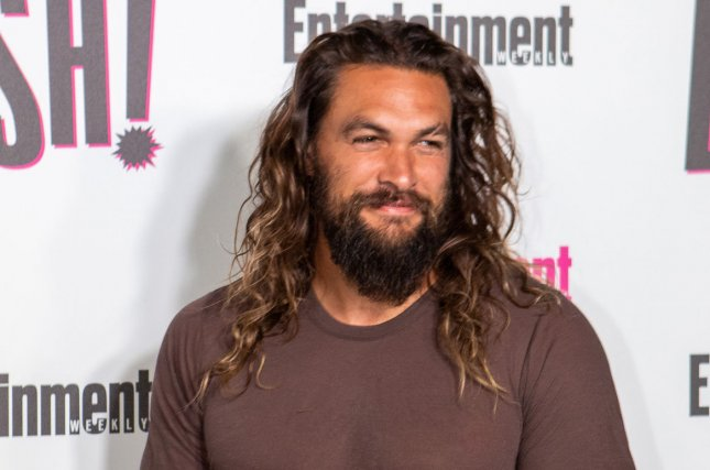 Jason Momoa attends Entertainment Weekly's Comic-Con closing night celebration party at FLOAT at the Hard Rock Hotel in San Diego on July 21. The actor turns 39 on August 1. Photo by Howard Shen/UPI