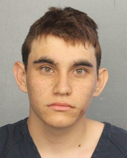 Nikolas Jacob Cruz assaulted a jail guard in Fort Lauderdale, Fla., on Tuesday, authorities said. Photo courtesy Broward County Sheriff/UPI