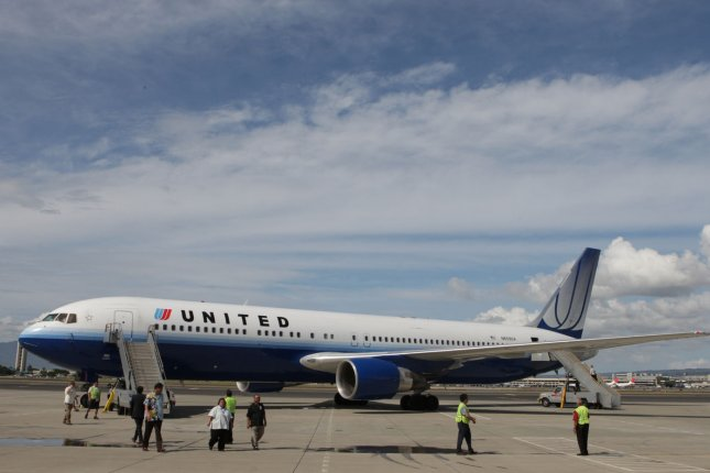 United Airlines will relocate its fleet of Boeing 737 Max aircraft to Arizona next month. Photo by Kent Nishimura/Pool/UPI