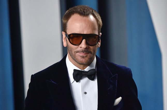 Tom Ford has been nominated for multiple CFDA Fashion Awards including American Menswear Designer of the Year. File Photo by Chris Chew/UPI