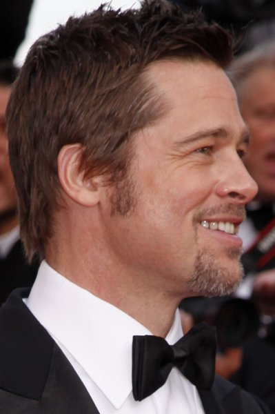 Actor Brad Pitt arrives on the red carpet before a screening of the film Inglourious Basterds at the 62nd annual Cannes Film Festival in Cannes, France on May 20, 2009. (UPI Photo/David Silpa)