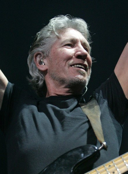 Roger Waters performs the Pink Floyd album The Wall at the BankAtlantic Center in Sunrise, Florida on November 13, 2010. UPI/Michael Bush