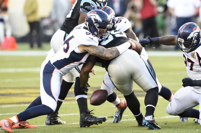 Shane Ray: Denver Broncos place OLB on IR, promote CB Michael Hunter