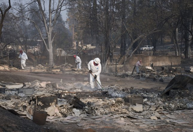 PG&E Books Loss on Wildfire Liability