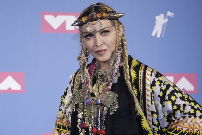 Madonna has released her new music video for song Medellin featuring Latin music star Maluma. File Photo by Serena Xu-Ning/UPI