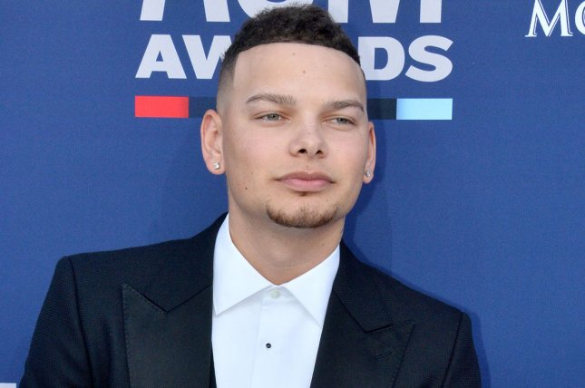 Kane Brown's longtime drummer Kenny Dixon has died after being involved in a car crash. File Photo by Jim Ruymen/UPI