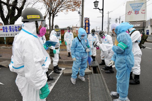Charges of negligence at Tokyo Electric Power at the time of the March 11, 2011 earthquake are being made by a former employee at TEPCO, according to a Japanese press report on Tuesday. File Photo by Keizo Mori/UPI