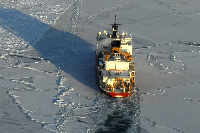 U.S. government considering lease sale in northern Alaska waters for 2017. UPI/Sara Francis/U.S. Coast Guard