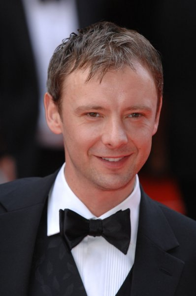 British actor John Simm attends the TV BAFTA ceremony in London on May 20, 2007. Simm is to star in ITV's Trauma. File Photo by Rune Hellestad/UPI