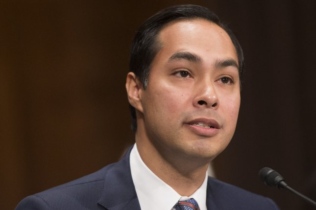 If elected, former Housing and Urban Development Secretary Julián Castro would be the third-youngest president in U.S. history. File Photo by Kevin Dietsch/UPI