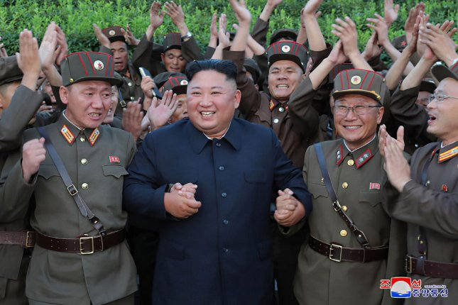 South Korea said Monday North Korean leader Kim Jong Un's attendance at the United Nations General Assembly cannot be confirmed. File Photo by KCNA/UPI