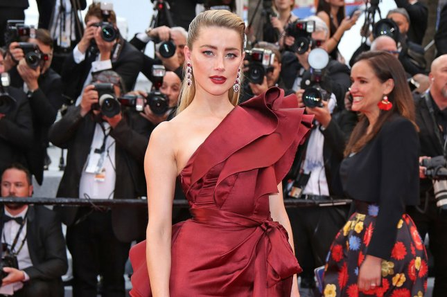 Amber Heard called on the United Nations to endorse a worldwide fracking ban ahead of its climate change summit. File Photo by David Silpa/UPI